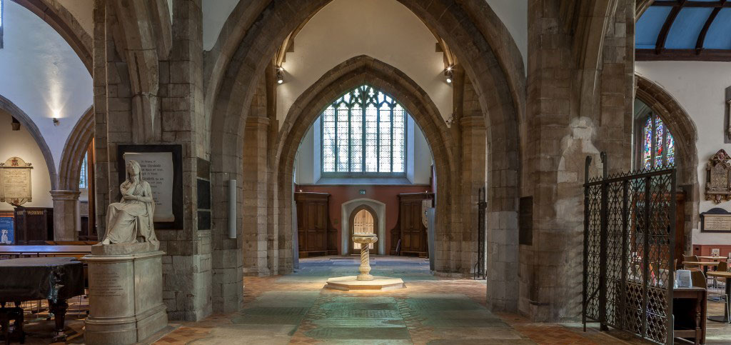 All-Saints-Church-Kingston-Daedalus-Conservation-ABM-Tiling-Limited